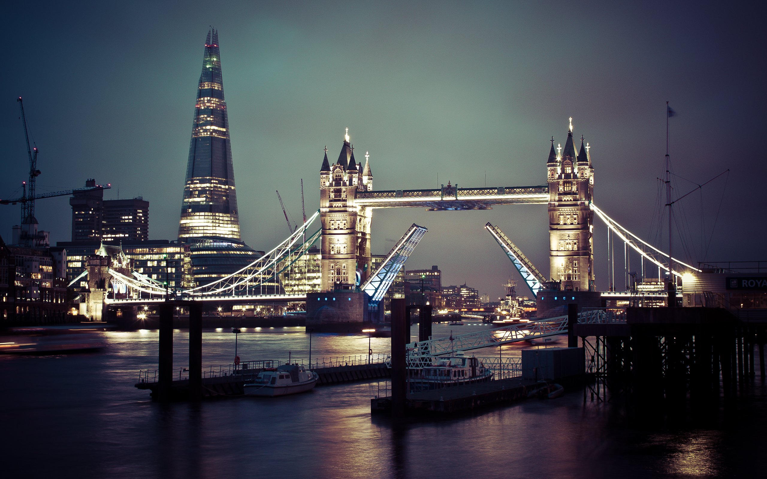 Tower Bridge of London Wallpapers HD Wallpapers 2560x1600