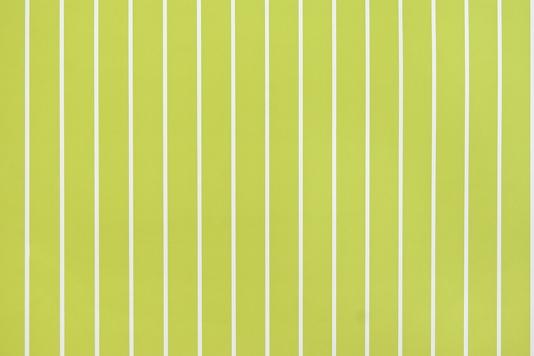 Sundae Stripe Wallpaper Lime Green wallpaper with white stripe 534x356