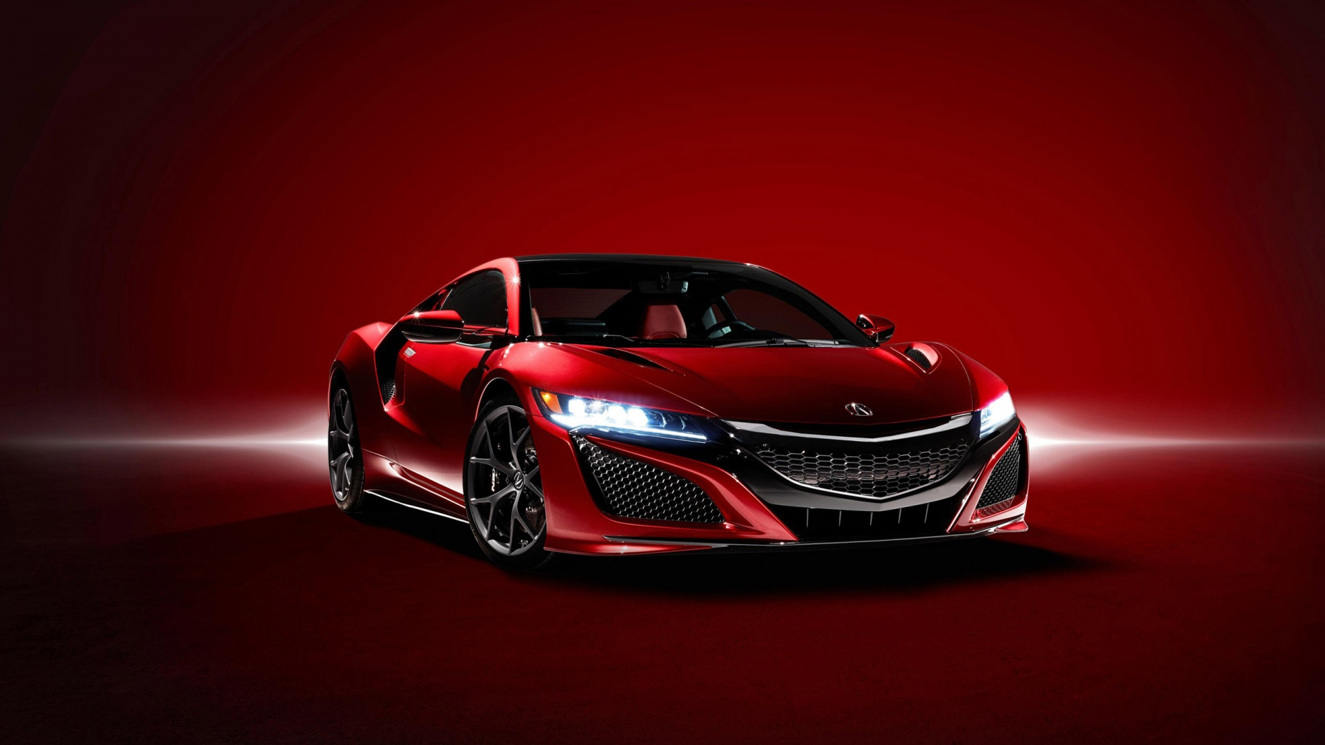 2016 Acura NSX Supercar Wallpapers HD Wallpapers 1920x1080