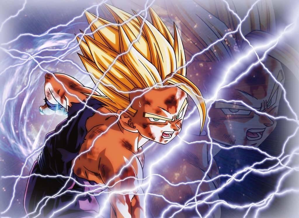 Dibujos para colorear de Dragon Ball Z - gratistodo.com