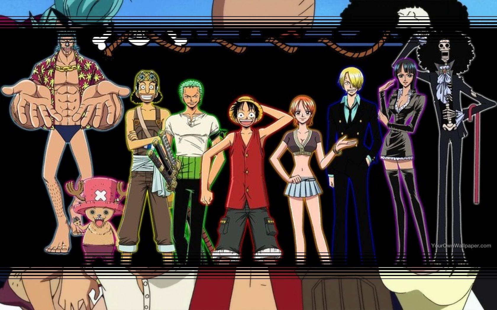 75+ One Piece Crew Wallpaper on WallpaperSafari