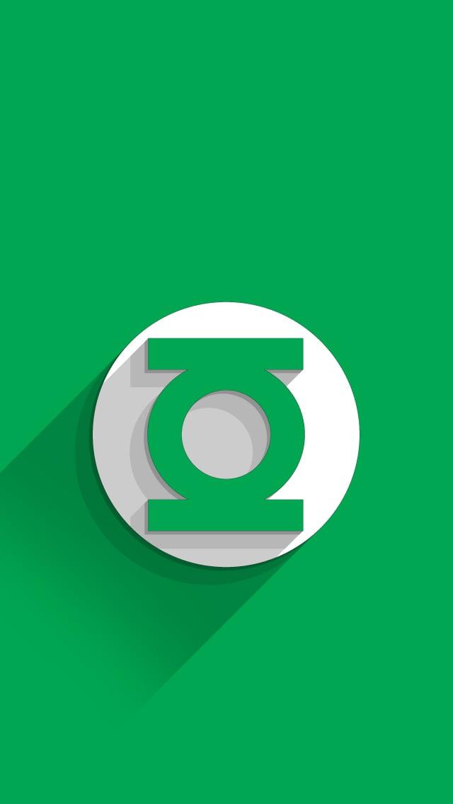 Green Lantern 640x1136