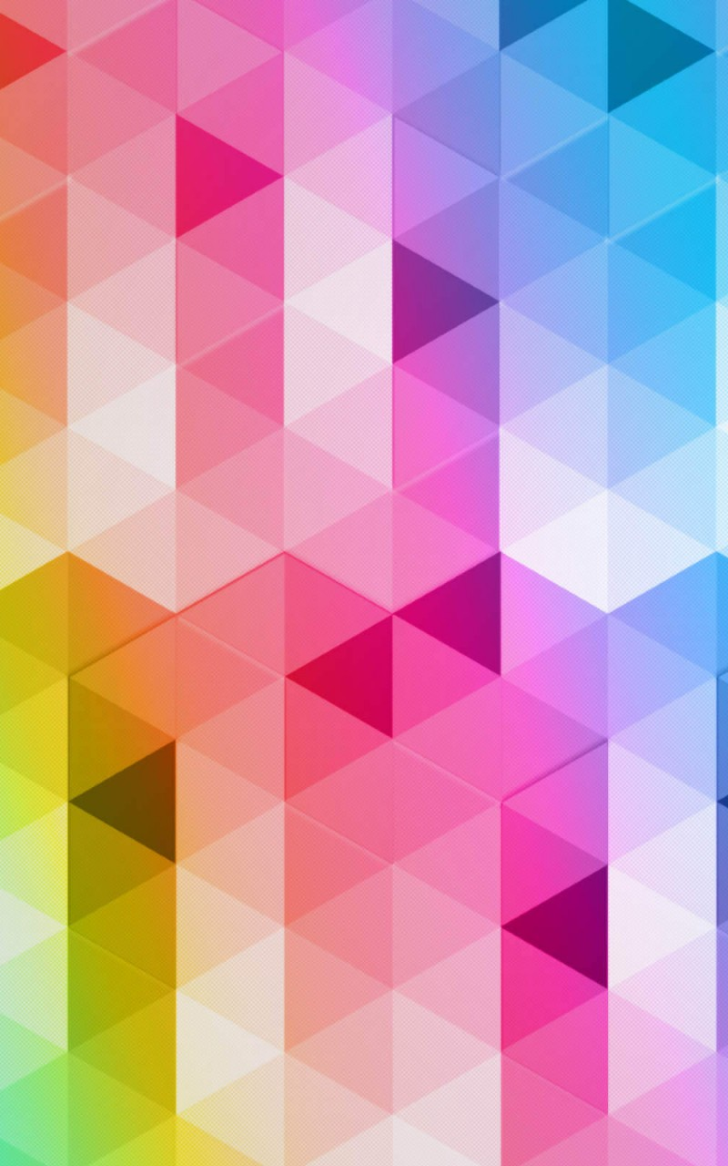 Triangular Grads by HD wallpaper for Kindle Fire HD   HDwallpapersnet 800x1280