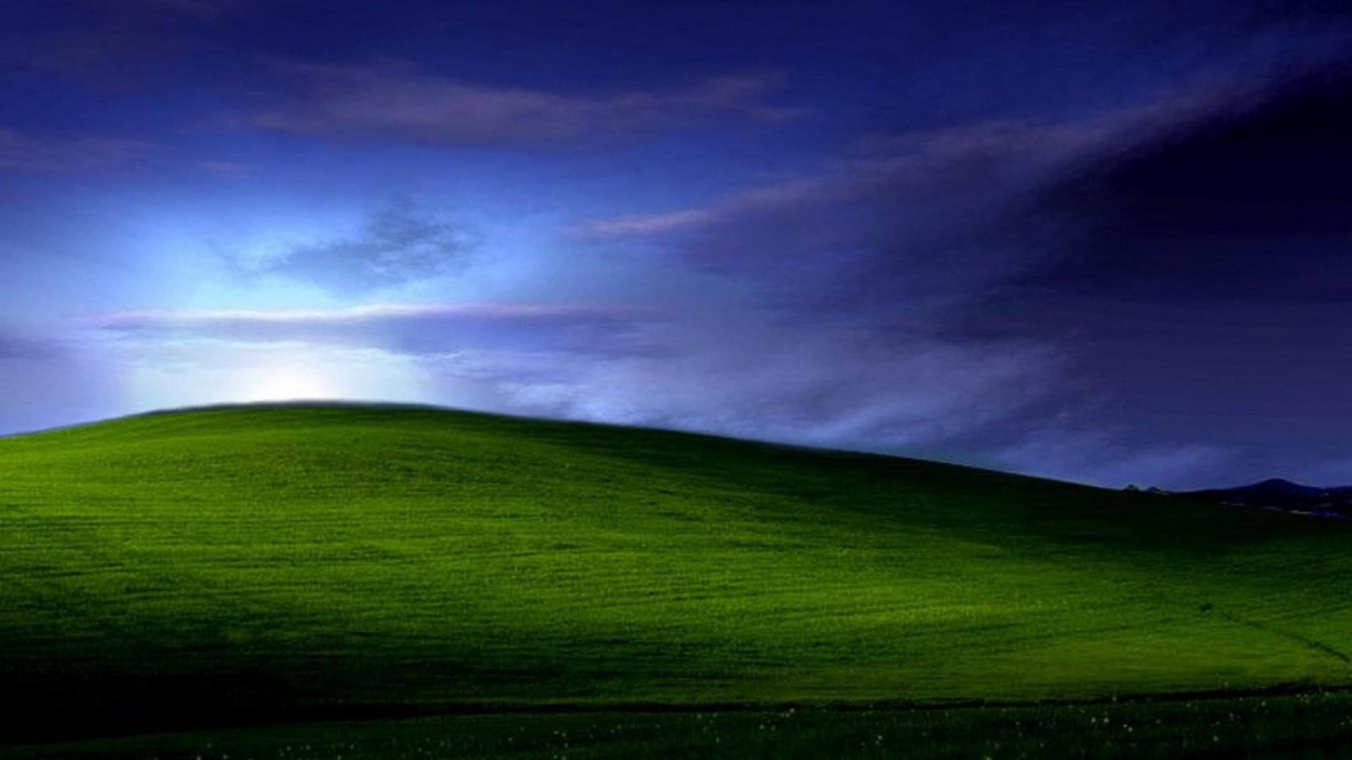 Windows xp wallpaper bliss wallpapersafari for Window xp wallpaper