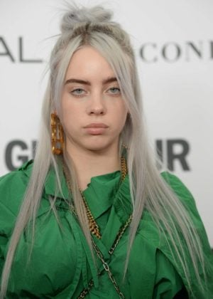 Billie Eilish   2017 Glamour Women of The Year Awards in NY 300x420