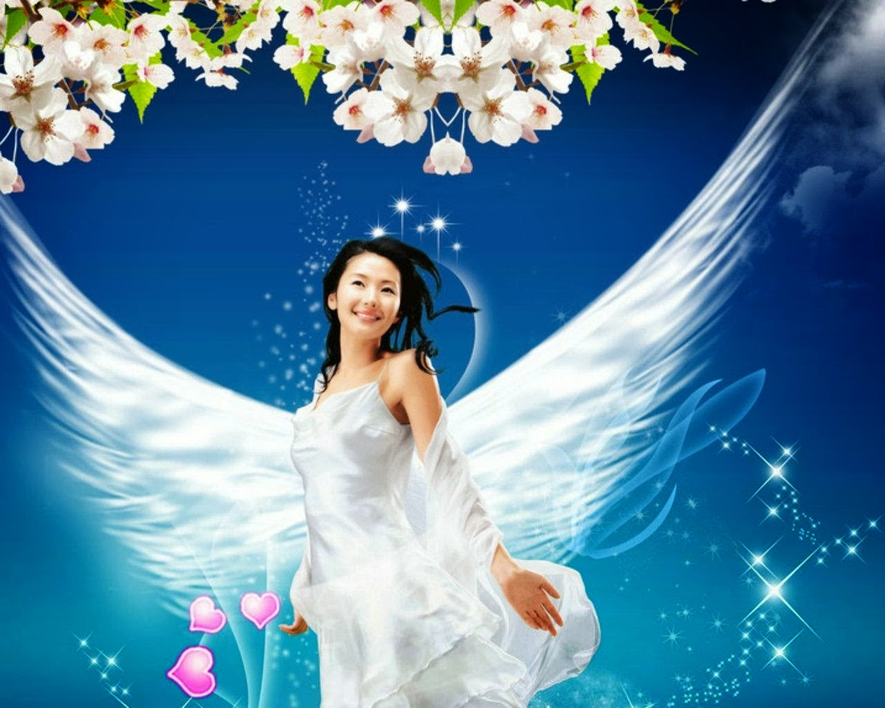 love angels wallpapers Download WhatsApp Girls Number 1280x1024