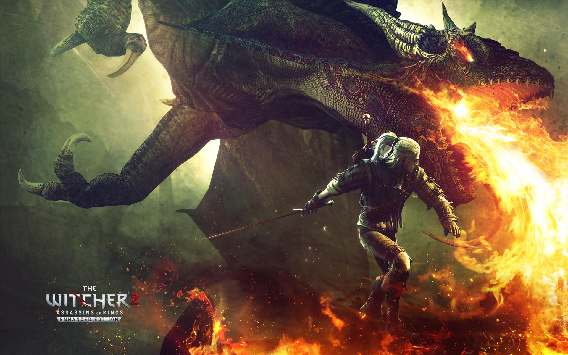 The Witcher 2 Assassins of Kings Enhanced Edition   Review The 1920x1200