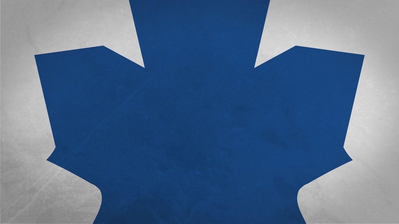 Toronto Maple Leafs logo wallpaper 16753 1365x768