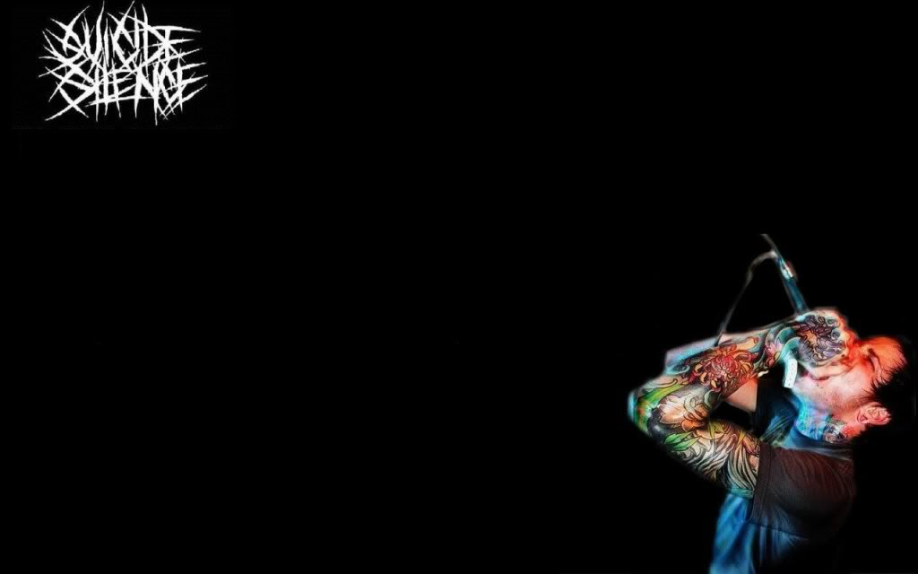 pin wallpapers suicide silence - photo #44