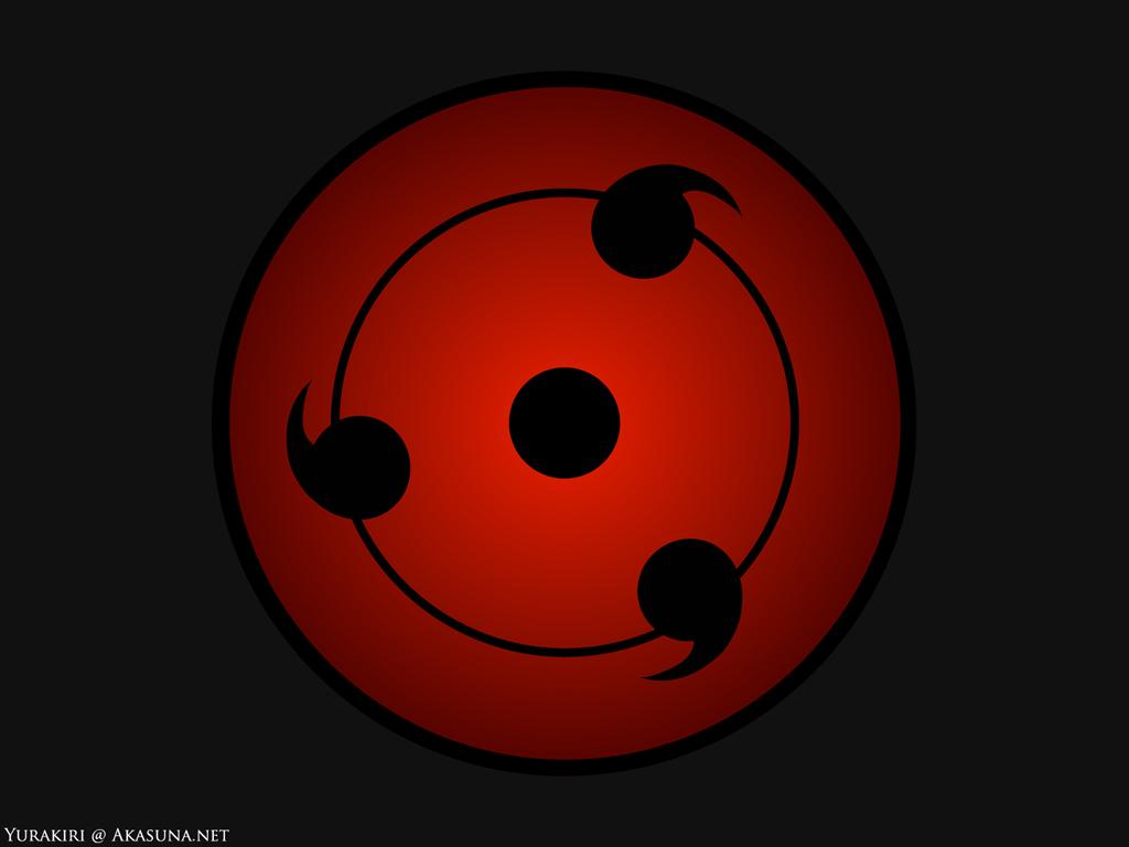 Naruto Sharingan Wallpaper