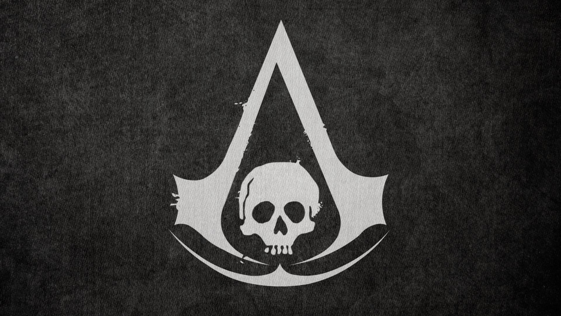 Download Assassins Creed Logo Wallpaper Background pictures in high 1920x1080