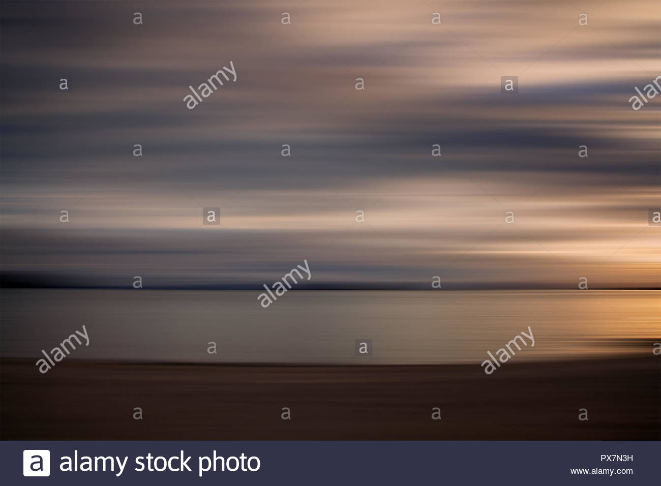 Blurred effect of stunning natural landscapes for computer 1300x956