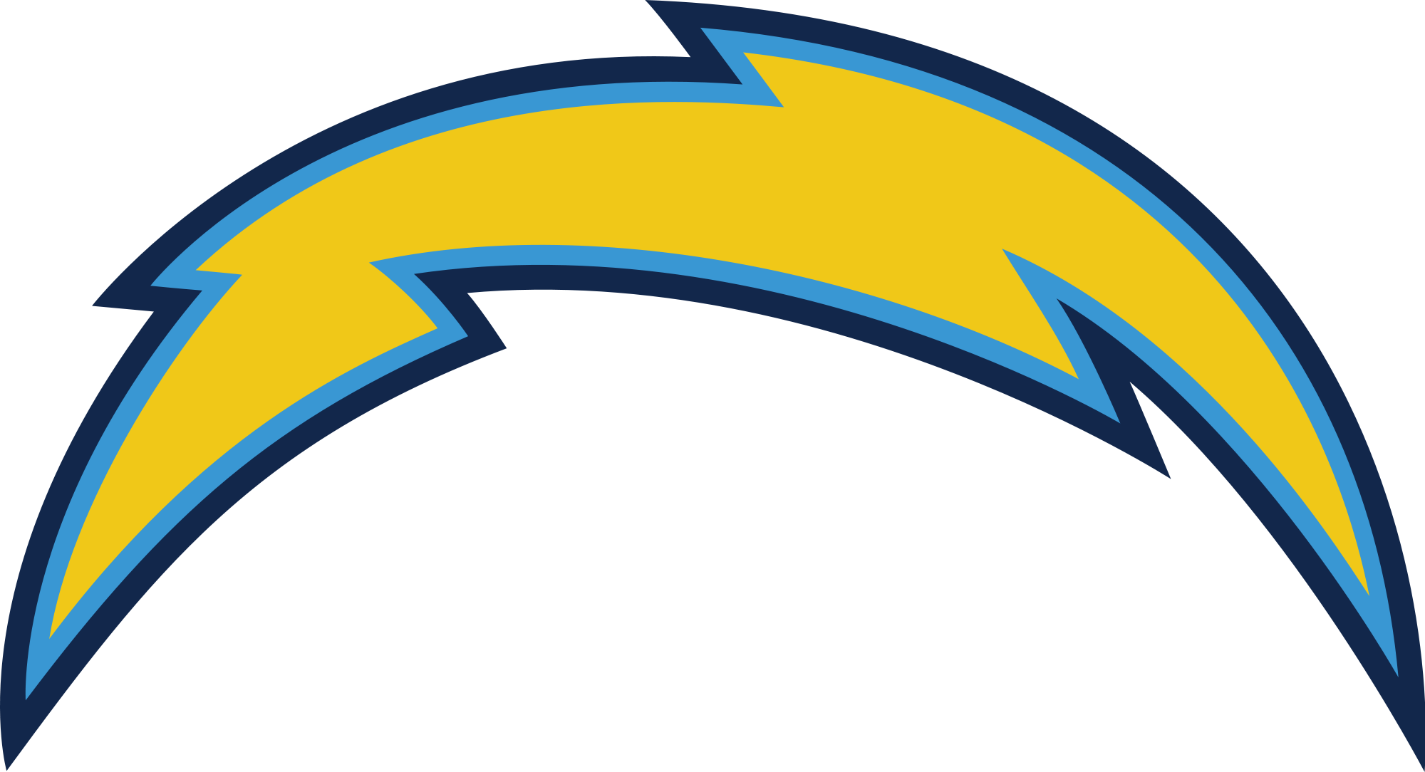 San Diego Chargers 2000x1084