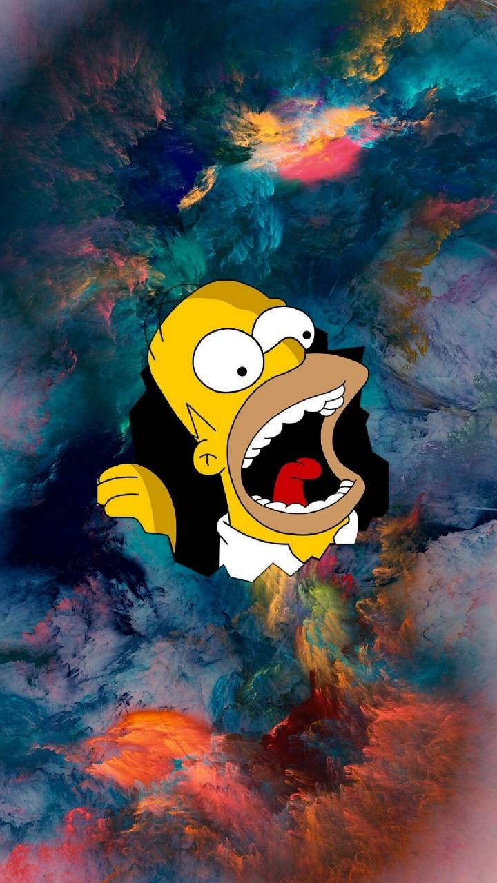 Download Homer Simpson Wallpaper by Boby artur   a0   on 720x1280