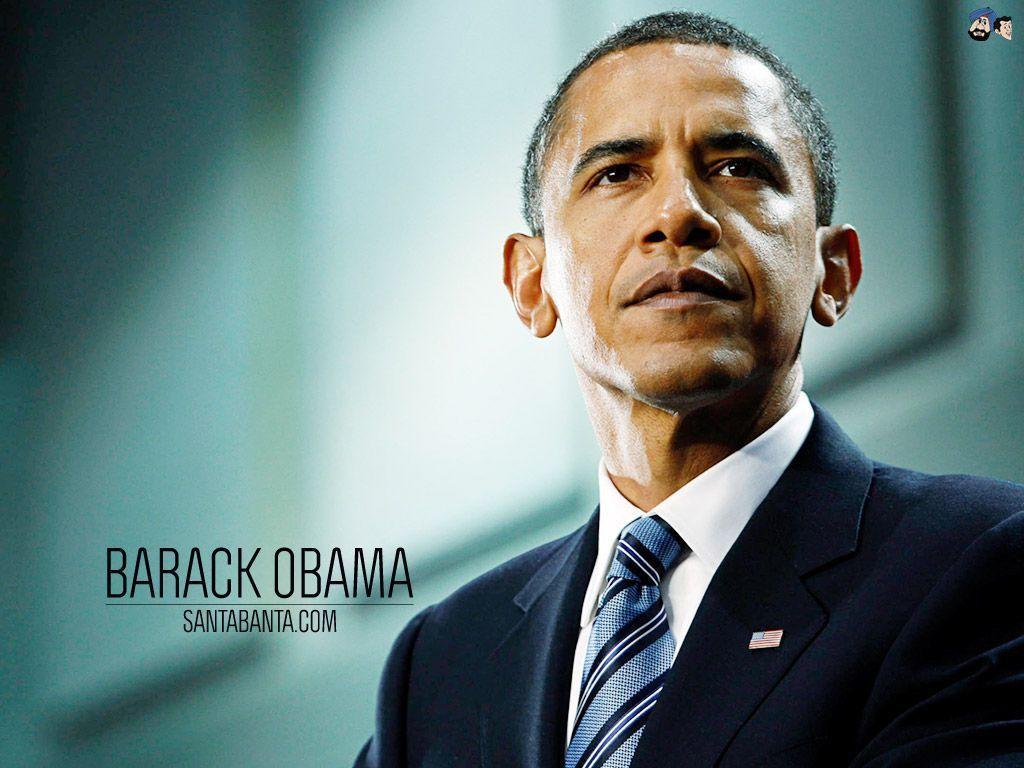 Wallpapers Barack Obama 1024x768