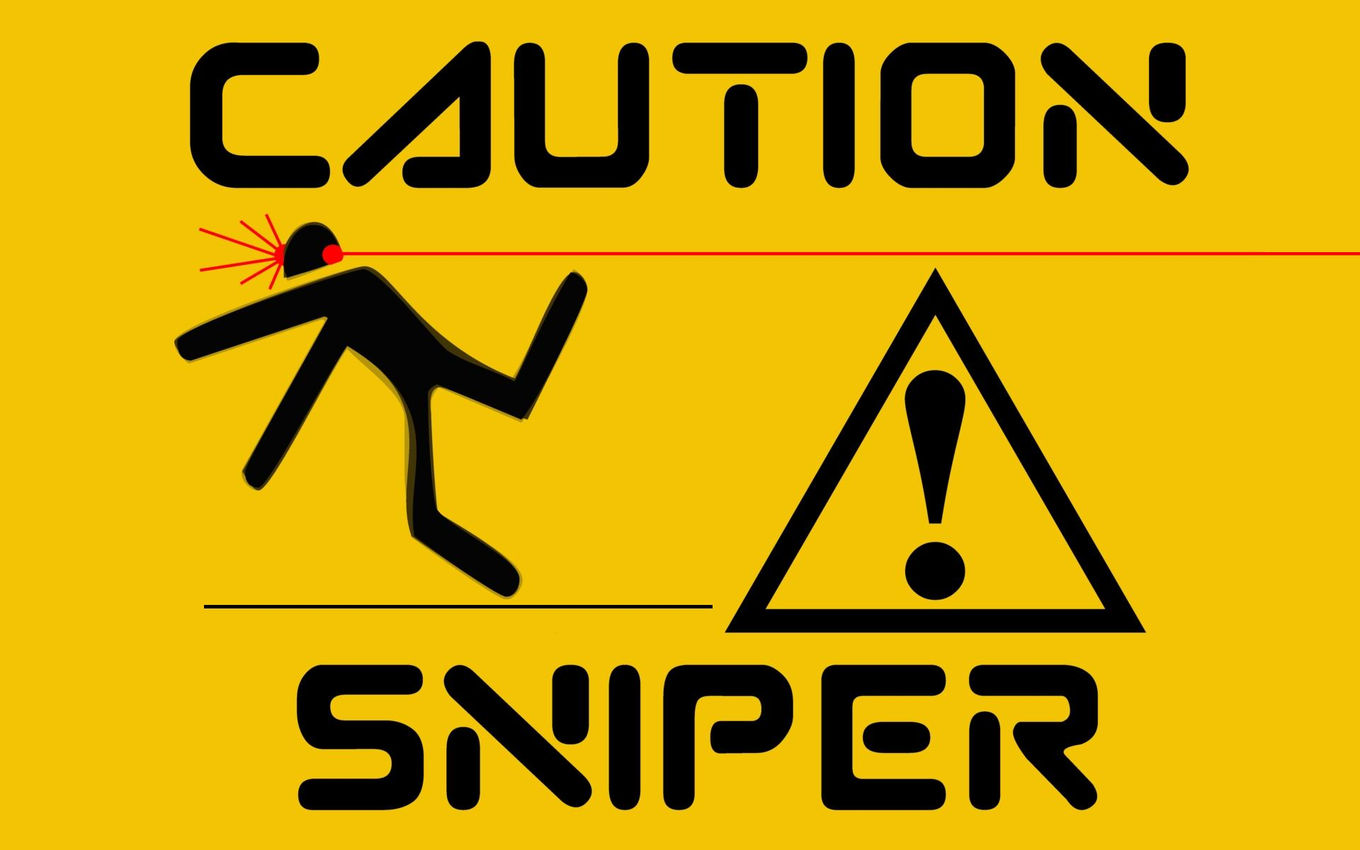 Sniper Wallpapers Caution Sniper Myspace Backgrounds Caution Sniper 1920x1200