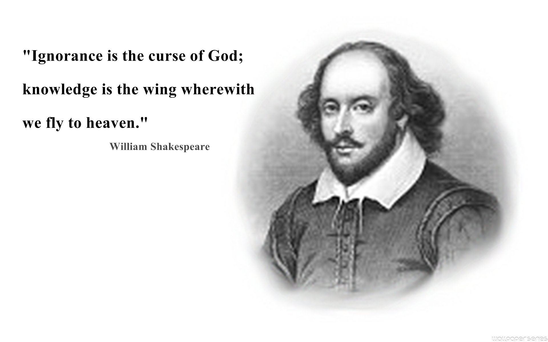 William Shakespeare wallpaper 1920x1200 65508 1920x1200