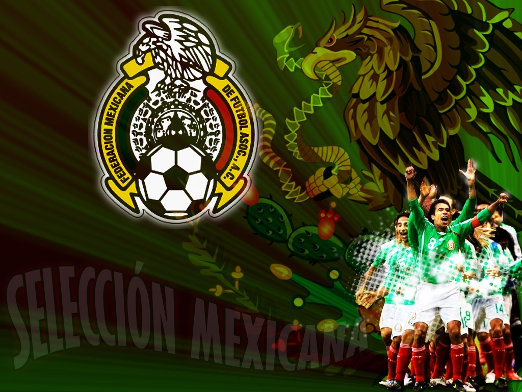 HD mexico team wallpaper black Wallpaper Database 1024x768
