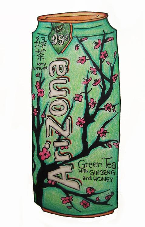 To celebrate their big year AriZona is doing all 478x750