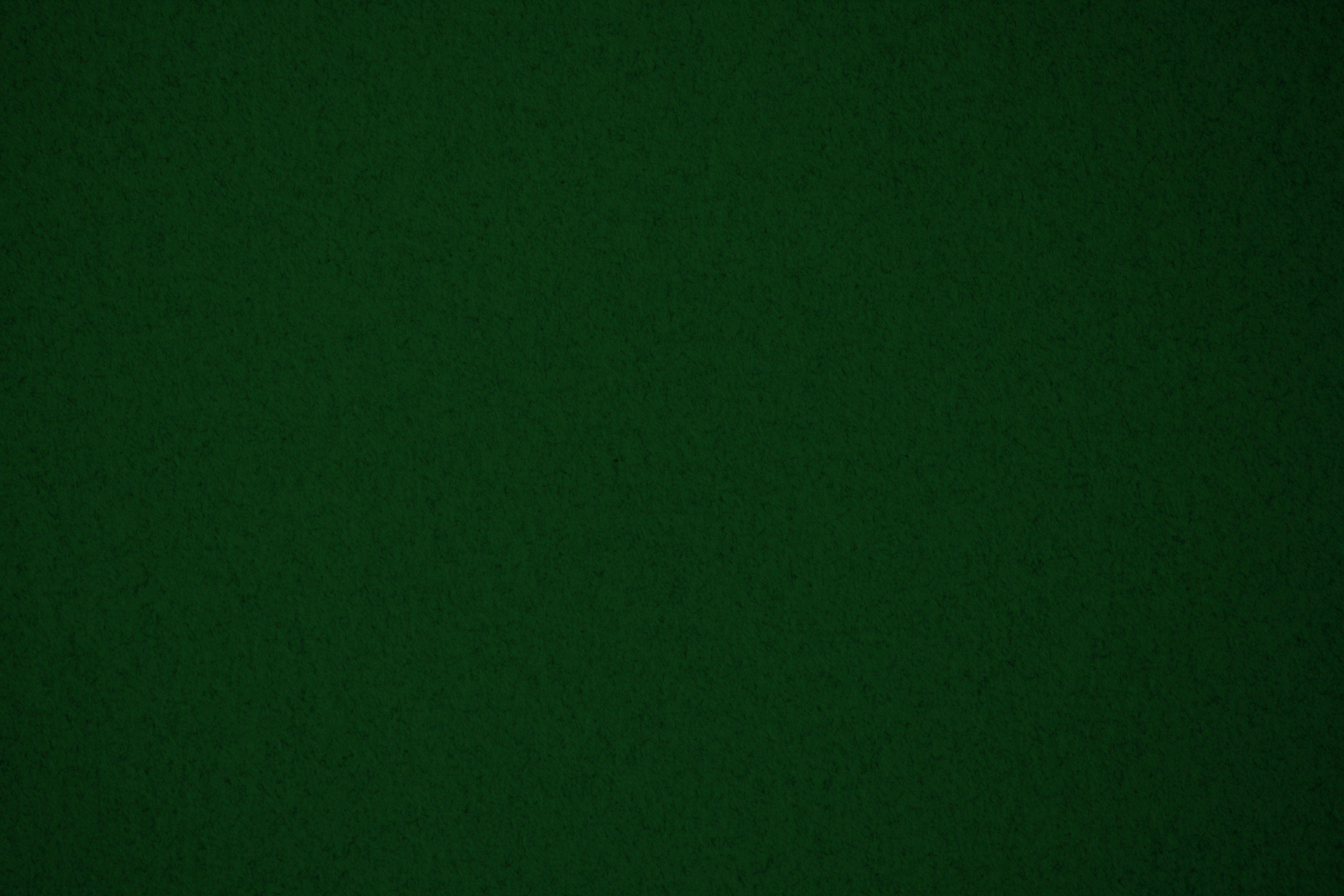 Dark green paper
