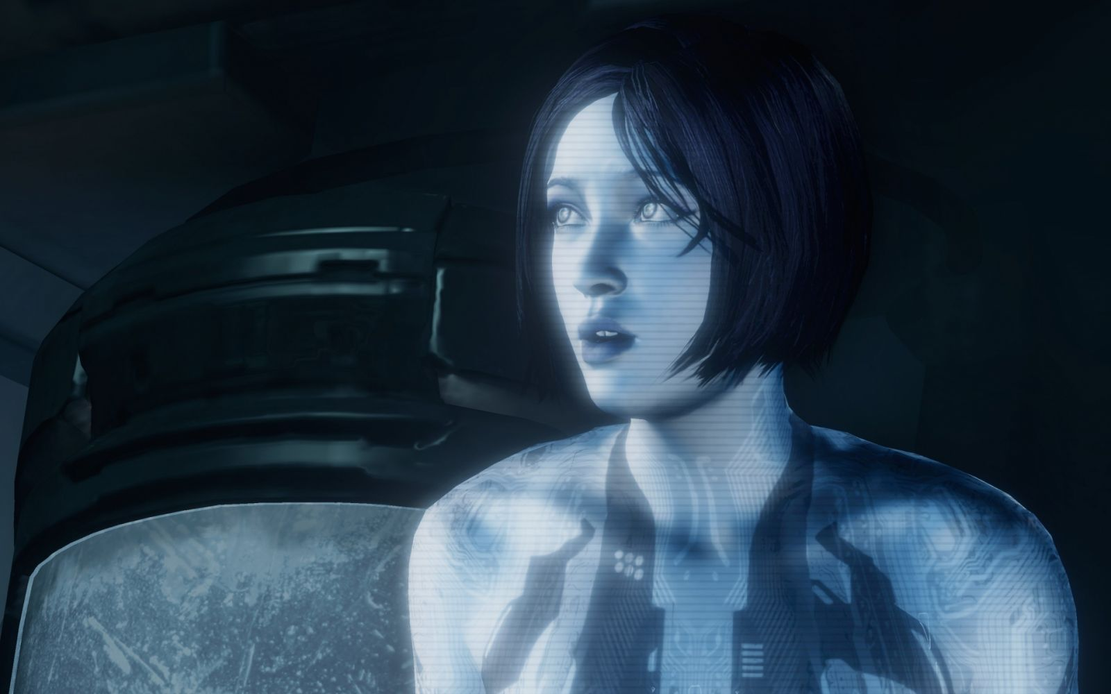 Cortana   Halo 4 Wallpapers   File Share   343Industries Community 1600x1000