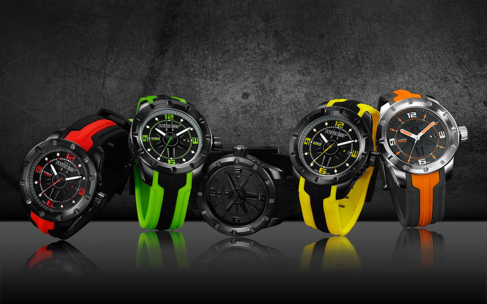 High Resolution Watch Wallpapers Wryst 1680x1050