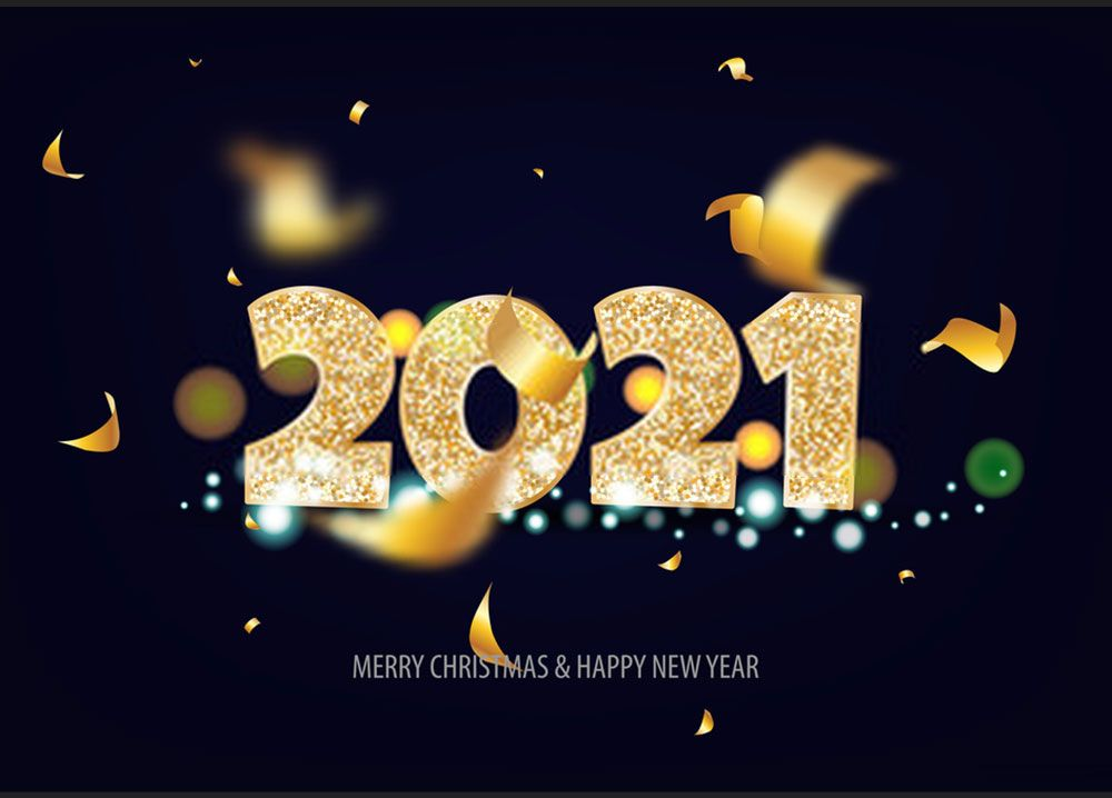 Unique Happy New Year 2021 Wallpaper in 2020 Happy new year 1000x718