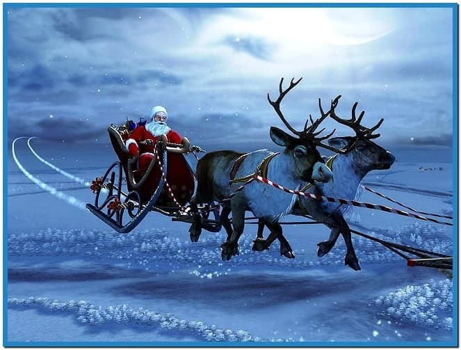 Christmas 3d screensaver and animated wallpaper   Download 663x503