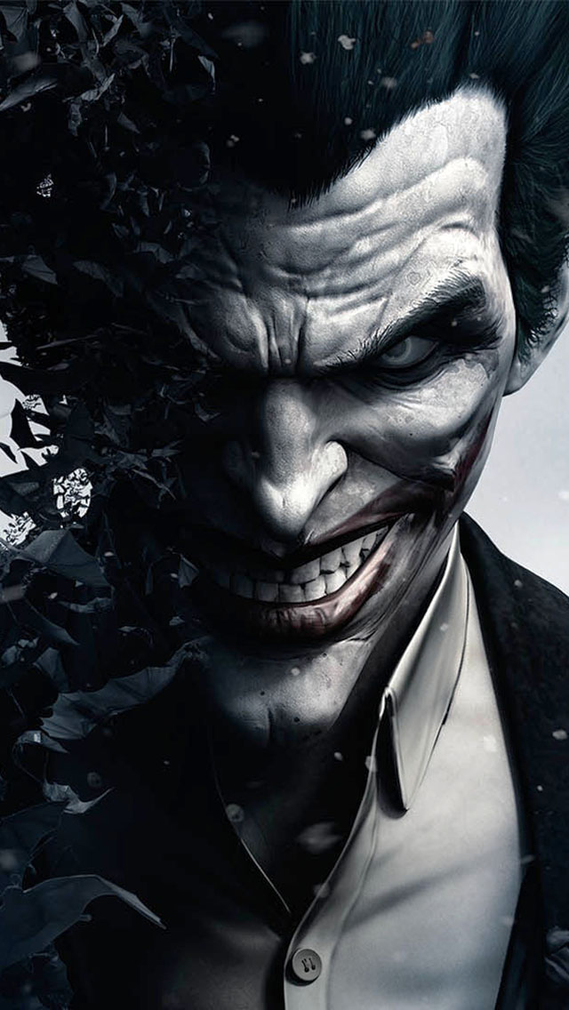Airbrush Joker Wallpaper: Joker Wallpaper For Windows Phone
