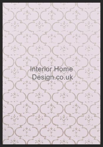Thibaut Wallpaper   Avalon   Darien T9182 Lilac 350x500