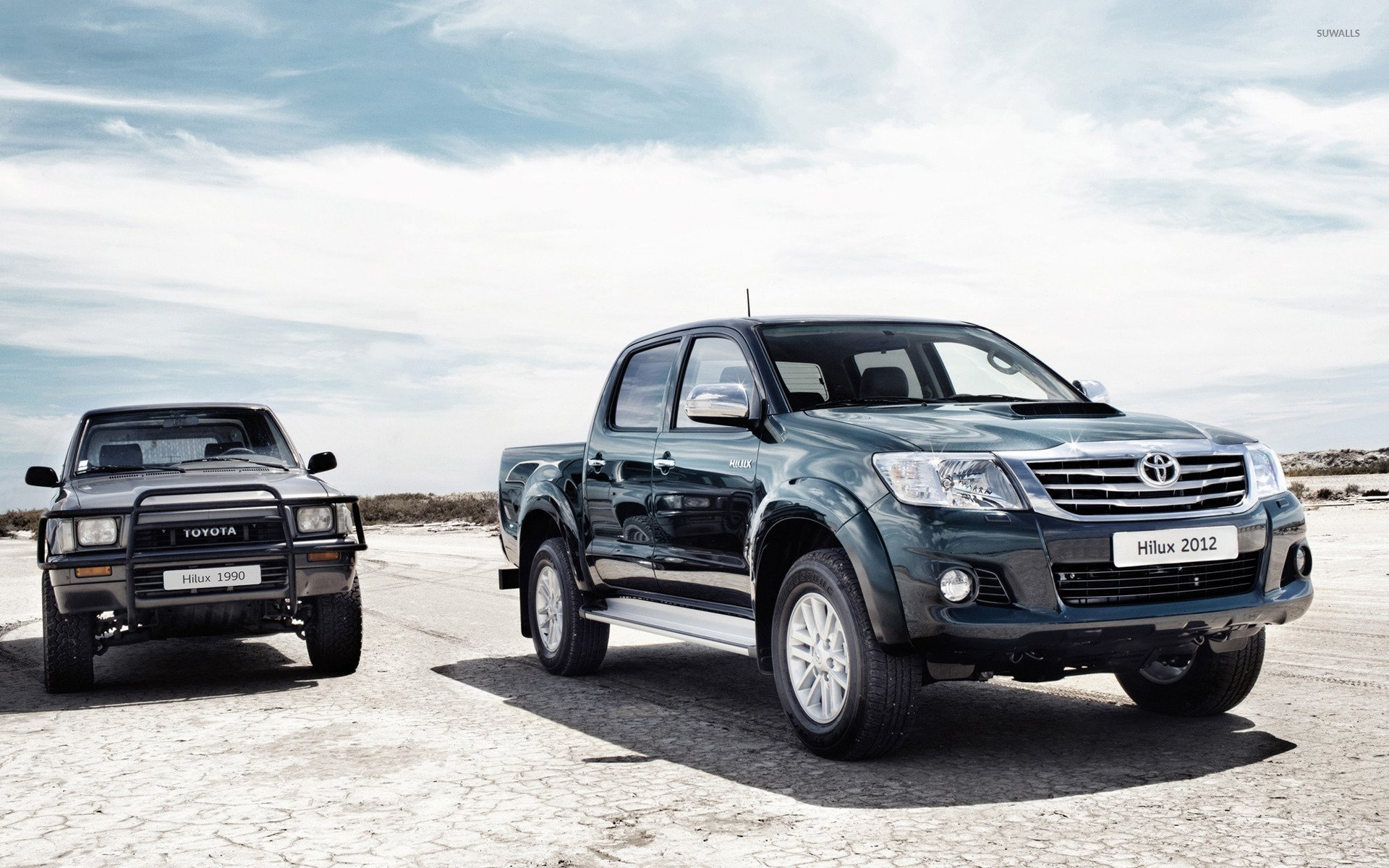 Toyota Hilux [2] wallpaper   Car wallpapers   47829 1920x1200