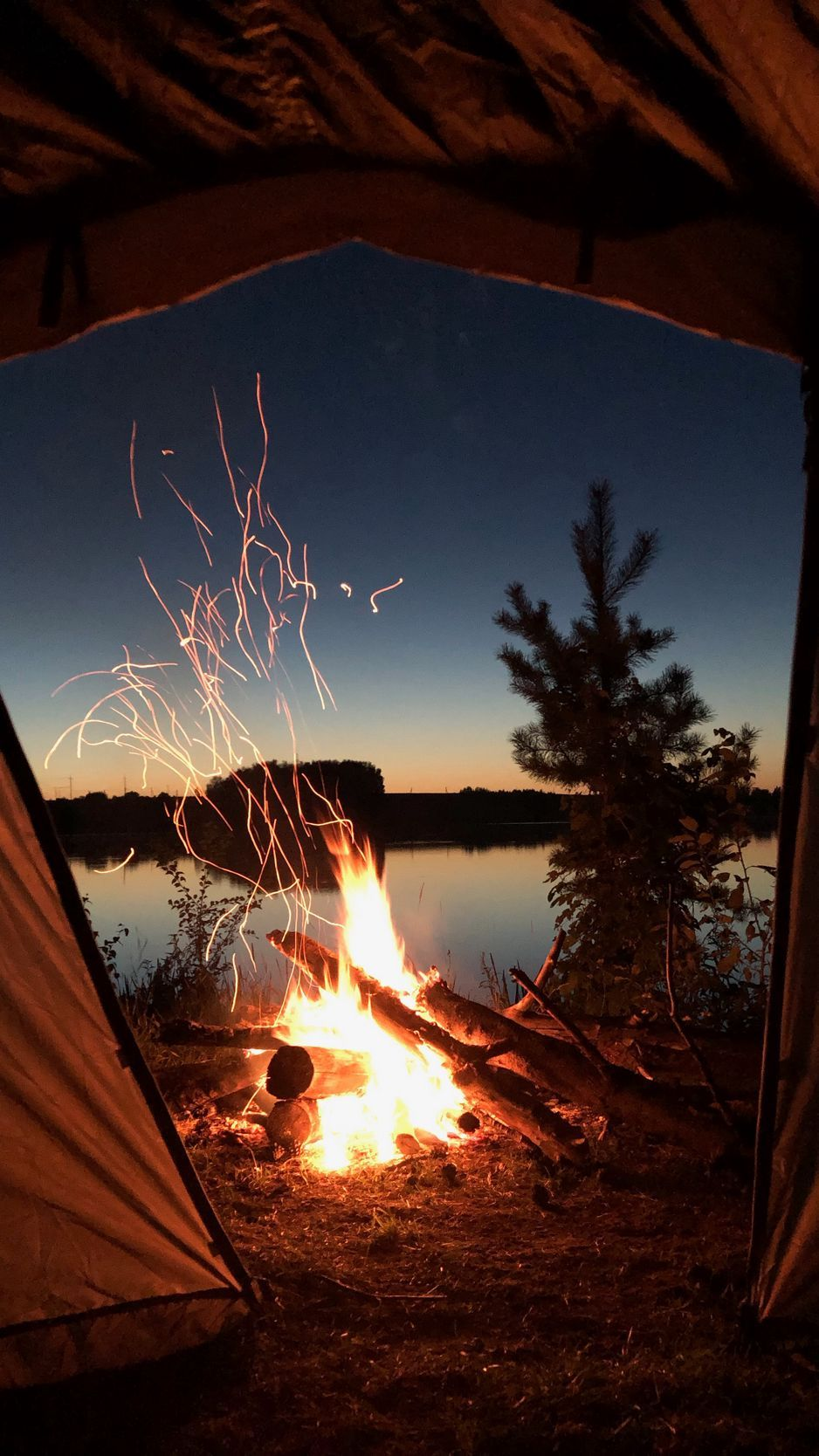 Camping iPhone Wallpapers   Top Camping iPhone Backgrounds 938x1668