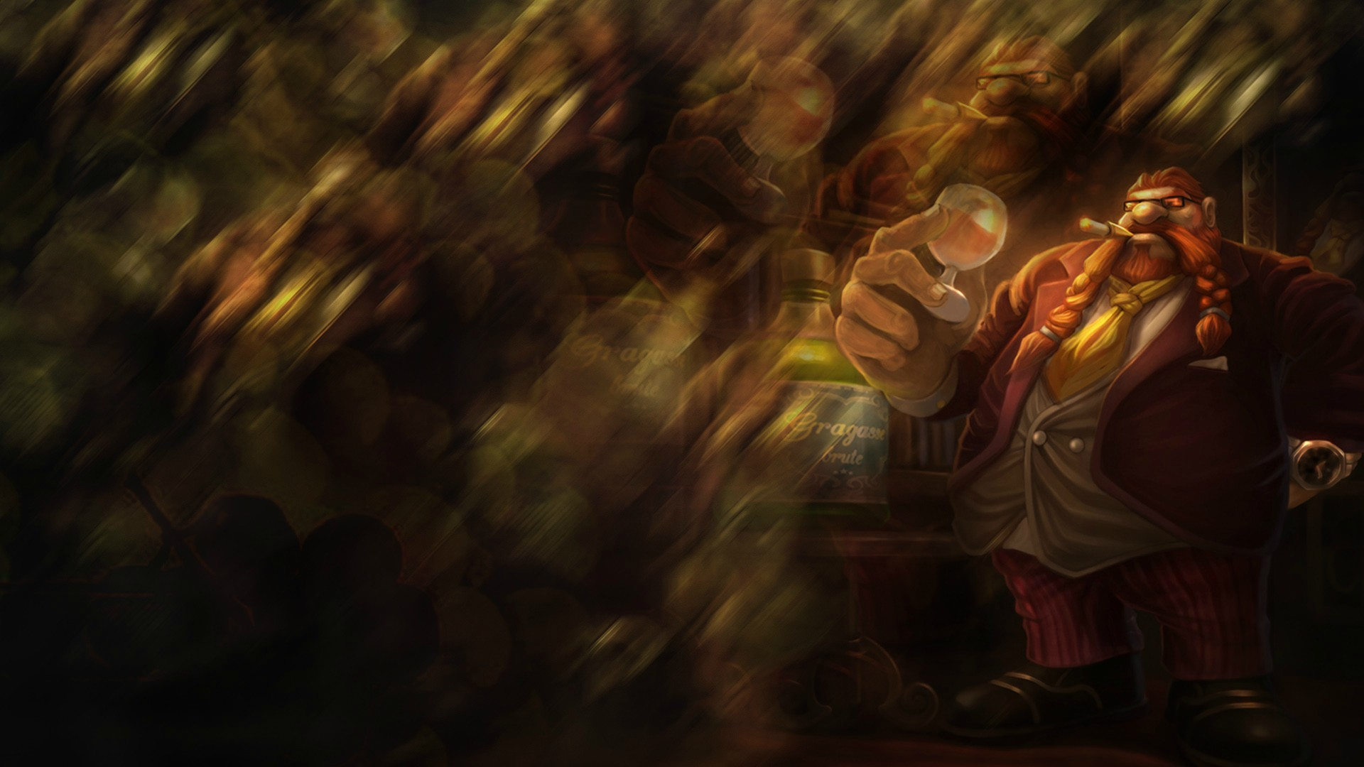 Best 69 Gragas Wallpaper on HipWallpaper Gragas Wallpaper 1920x1080
