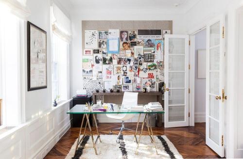 10 Creative Ways to Decoupage Your Furniture 500x328