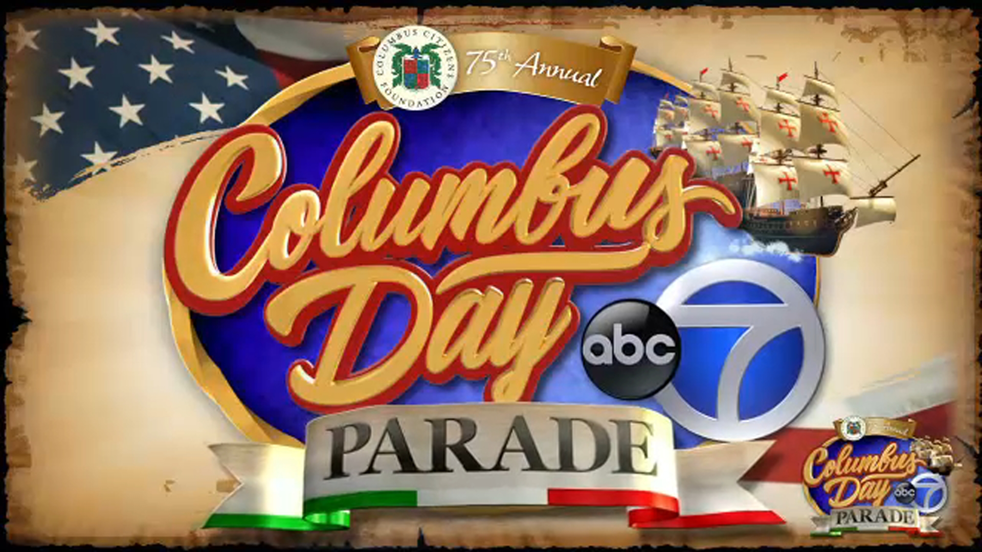2019 Columbus Day Parade Nearly 1 million turn out for annual 1920x1080