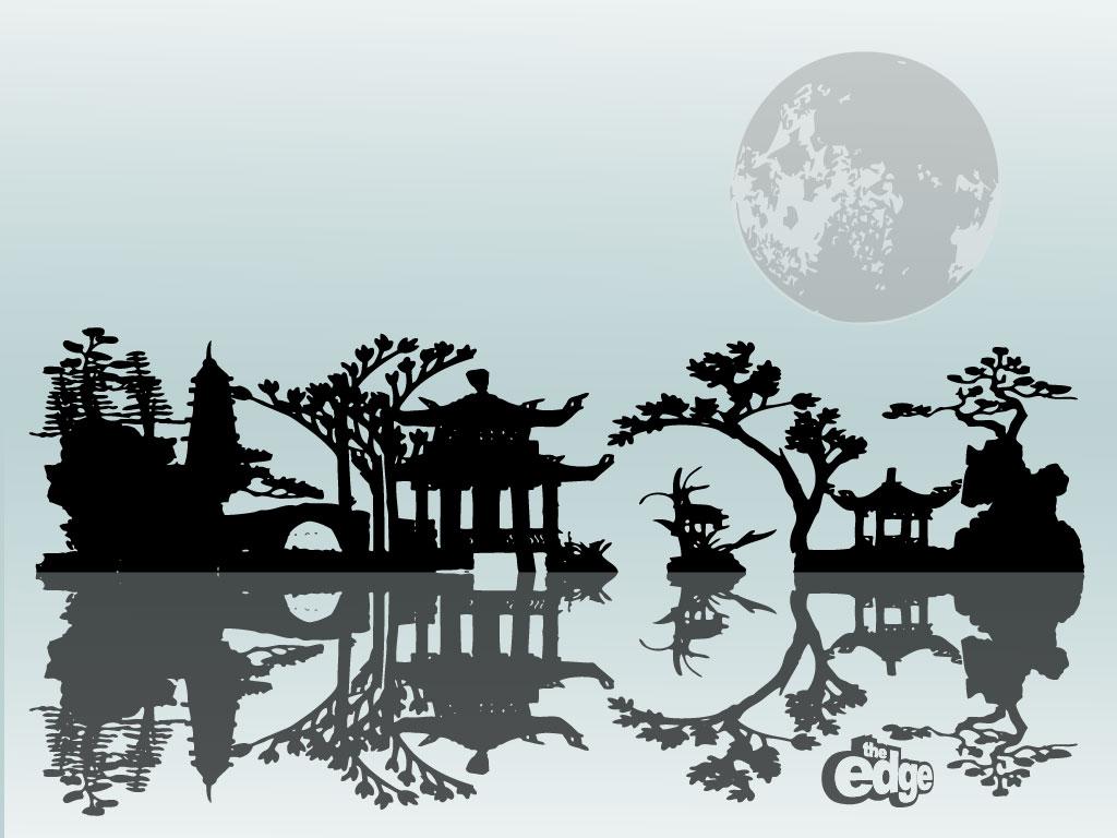 Asian Art Wallpaper Top HD Wallpapers 1024x768