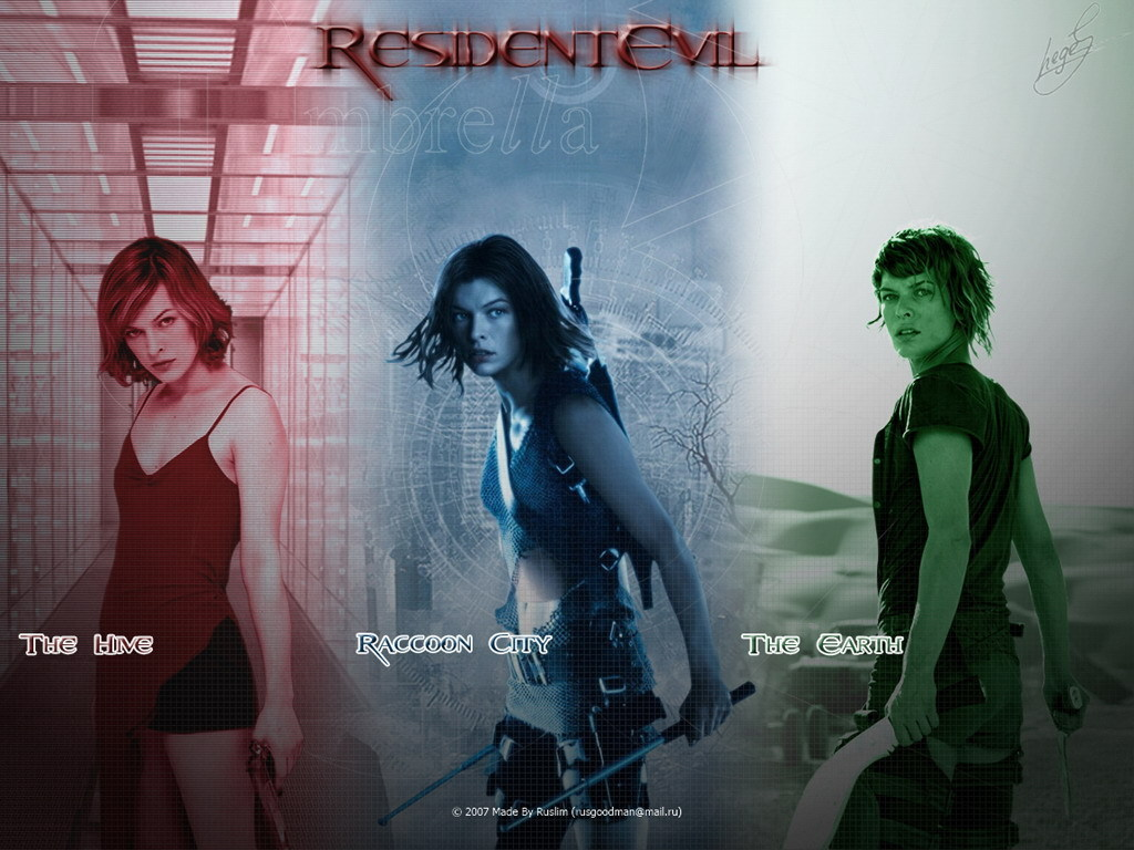 Resident Evil Movie Wallpapers (81 Wallpapers) – Wallpapers 4k