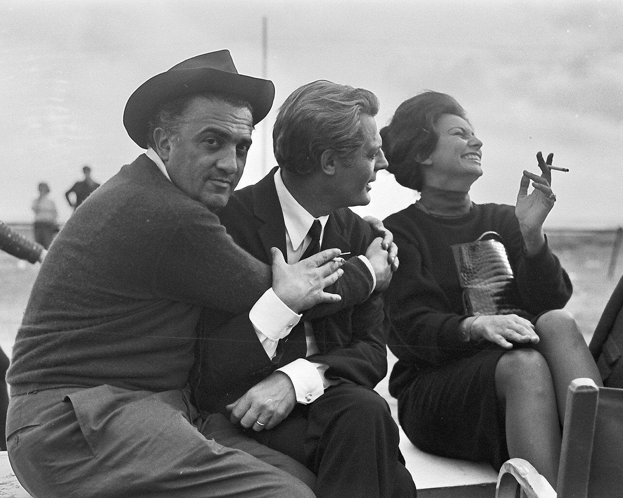 Federico Fellini photo 6 of 14 pics wallpaper   photo 340989 1280x1024