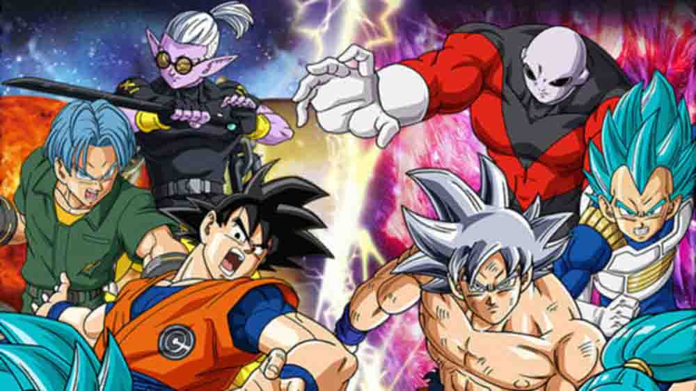 19 Dragon Ball Heroes Wallpapers On Wallpapersafari