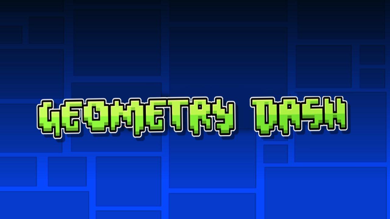 Geometry Dash 1280x720