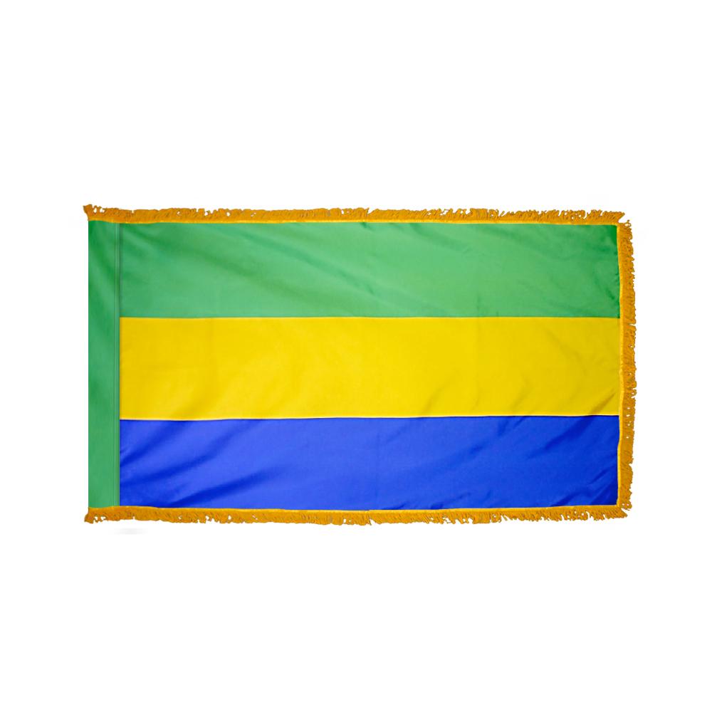 Graafix Flag of Gabon 1000x1000
