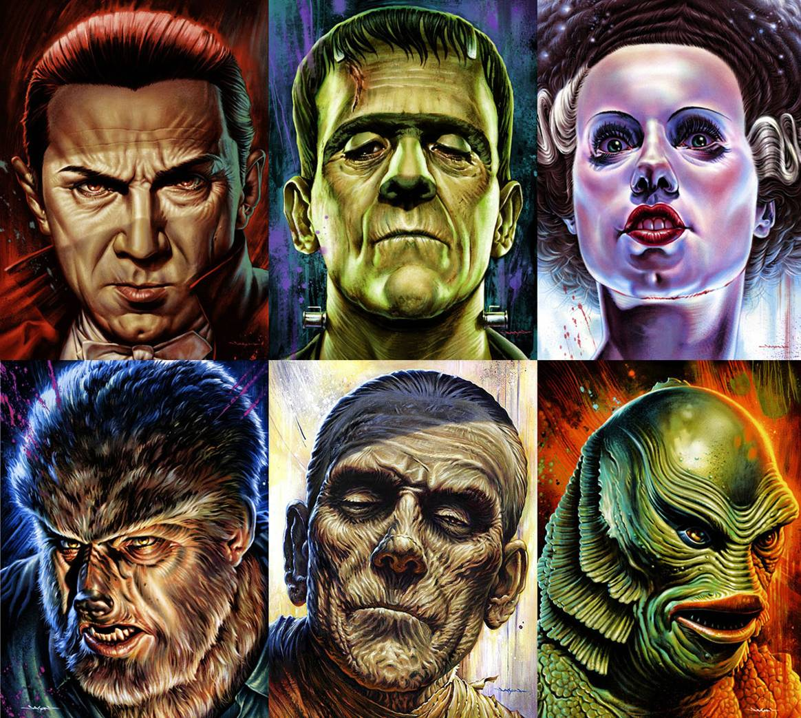 Download Universal Taking Horror Out Of Universal Monster Movies
