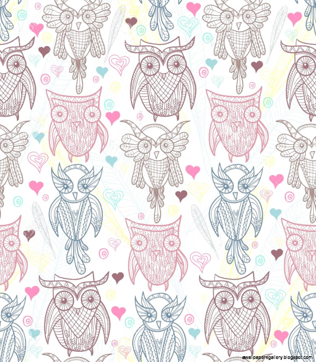 Cute Vintage Owl Wallpaper Amazing Wallpapers 1044x1196