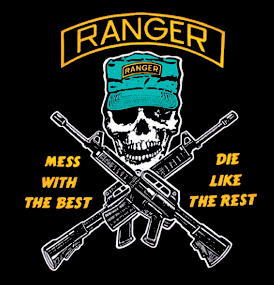 Army Airborne Ranger Wallpaper 876x912
