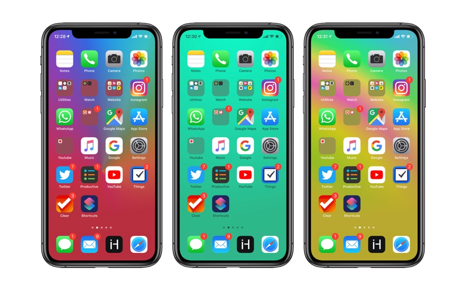 10 Wallpapers To Hide Dock On iPhone XS iPhone XS Max And iPhone 950x594