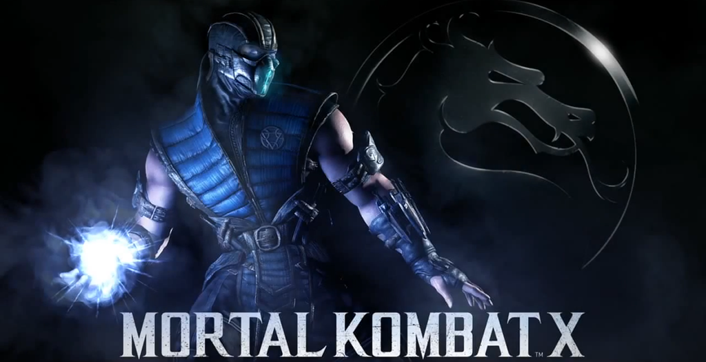 Showing Gallery For Sub Zero Mortal Kombat X Wallpaper 1024x525