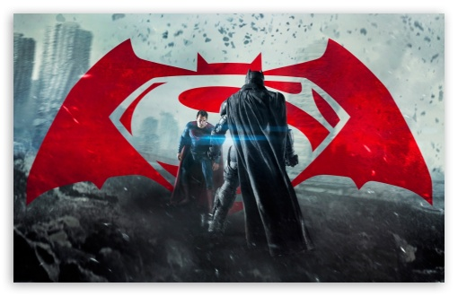 Batman v Superman Dawn of Justice HD desktop wallpaper Widescreen 510x330