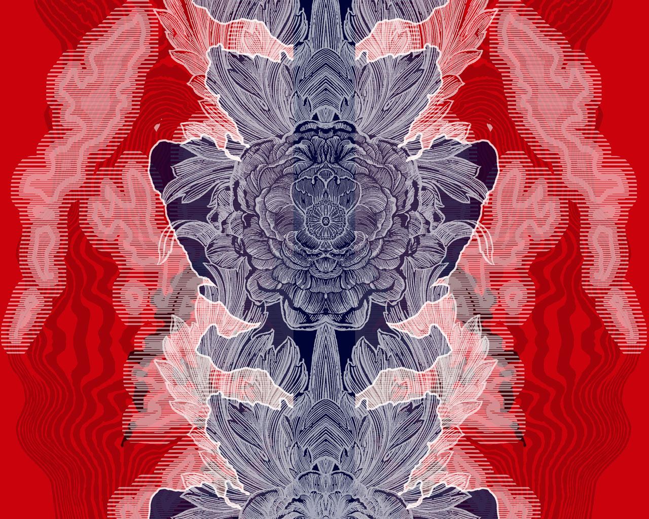 Timorous Beasties wallpaper Art Architecture guardiancouk Arts 1280x1024
