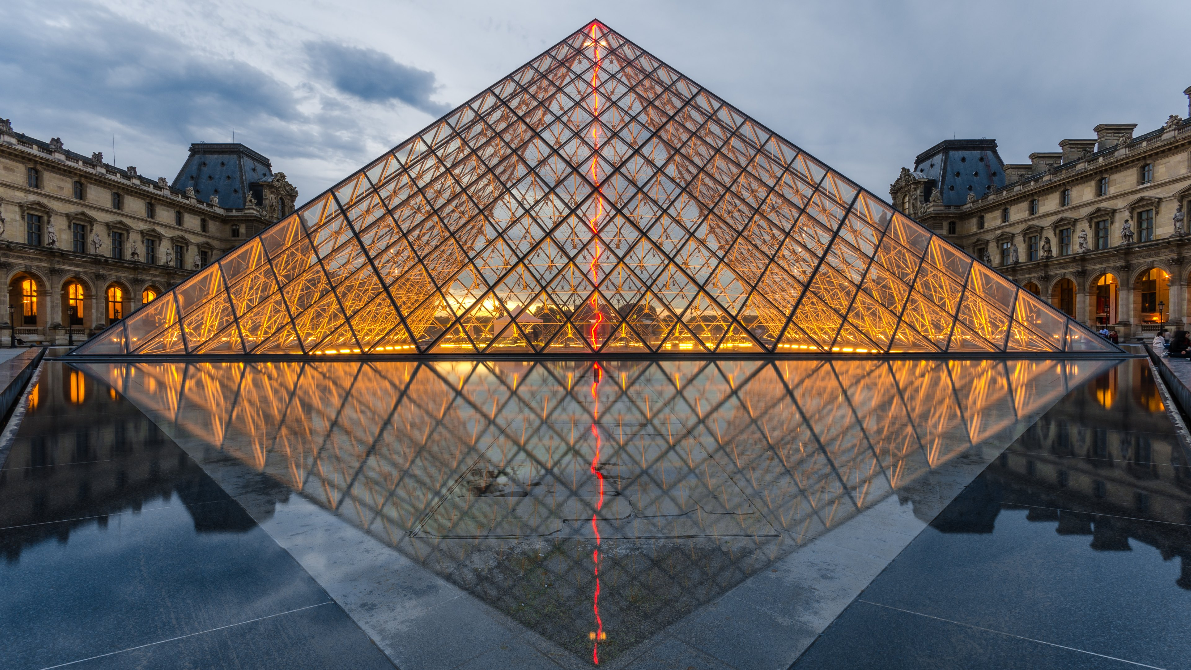 94] Louvre Wallpapers on WallpaperSafari 3840x2160