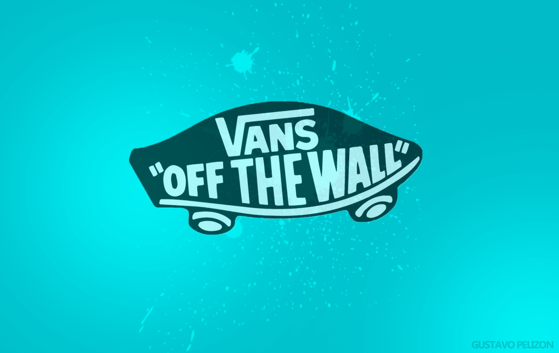 e3a9c96864 Vans Blue Wallpaper HD by Pelizon Designer 1900x1200